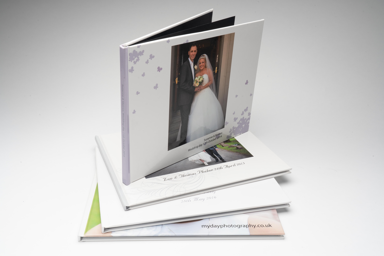 Wedding photography photobook