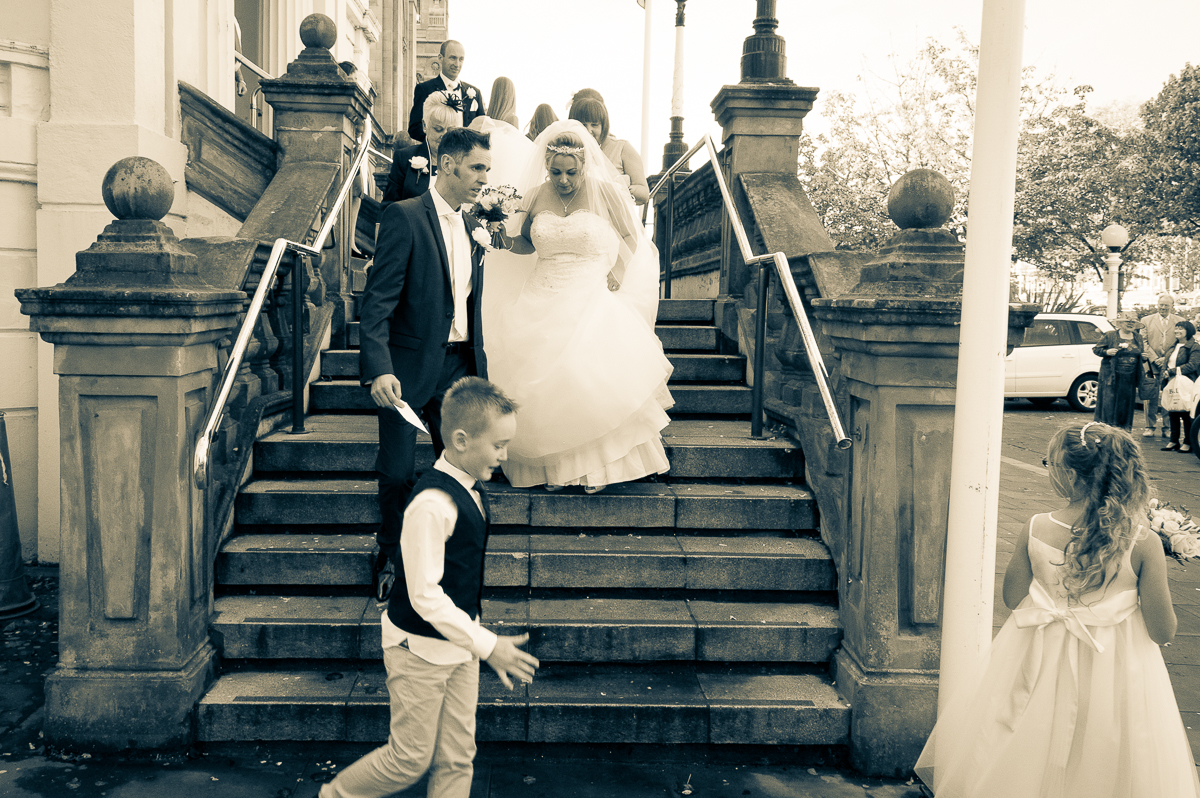 Wedding Photographer Southport