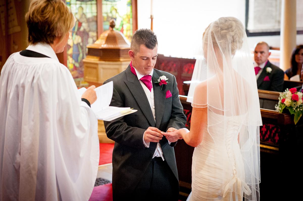 Poulton Le Fylde Wedding Photographer