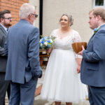 Wedding Photography Mere Brook House